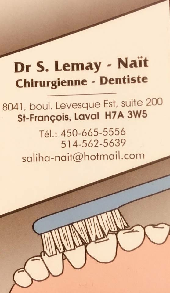 Dr. S. Lemay Nait